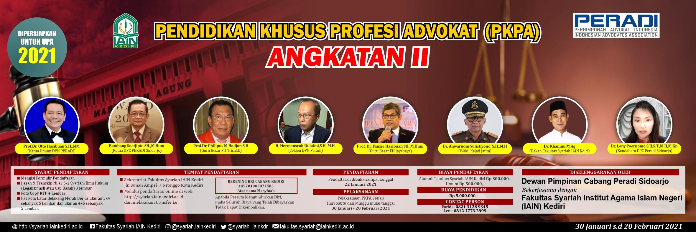 PKPA II 2021